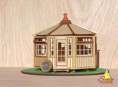 Ashley B Milled Siding Gothic Victorian Quarter Scale Dollhouse 1:48