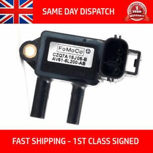 Se-adapta-a-nuevo-Ford-Kuga-Mondeo-MK4-1-6-2-0-2-2-TDCi-D-Escape-DPF-Sensor-De-Presion