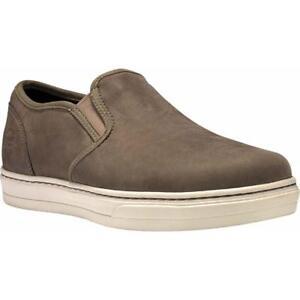 Alloy Toe SD Non Slip Loafer Work Shoe