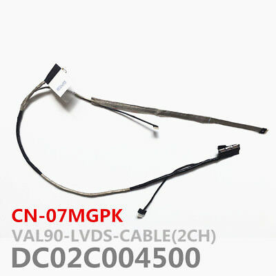 NEW OEM Dell Latitude E6440 LCD LVDS LED Video Display Cable DC02001O200 W5JMV