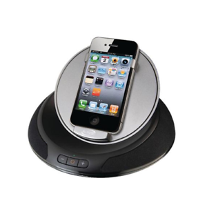 Details about iLive iSP391B App-Enhanced Speaker with Rotating Dock for  iPhone/iPod