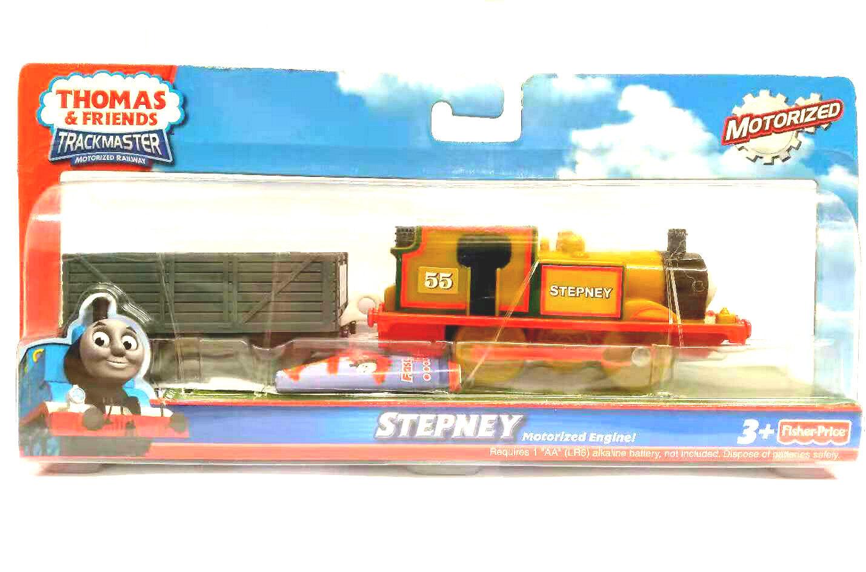 Motor de Thomas Trackmaster Stepney --- Nuevo En Caja compatible con todas las pistas