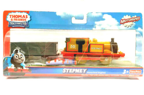 Thomas engine TRACKMASTER Stepney ---- new in box compatible with all tracks