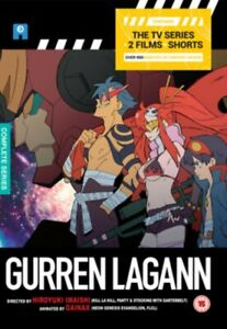 Nuovo-Gurren-Lagann-Edizione-per-Collezionisti-DVD