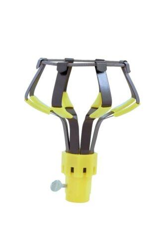 Baskets ... Designers Edge E3001 Light Changing Kit Foot Metal Telescopic Pole