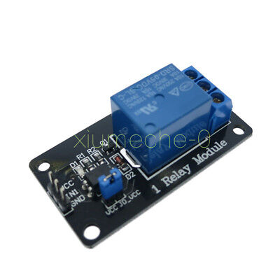 5PCS 1 Channel 5V Isolated Relay Module Coupling Optocoupler For Arduino
