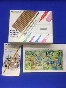 1930s-Eberhard-Faber-How-A-Mongol-Pencil-Is-Made-Box-Set-Very-Rare-USA-263-11