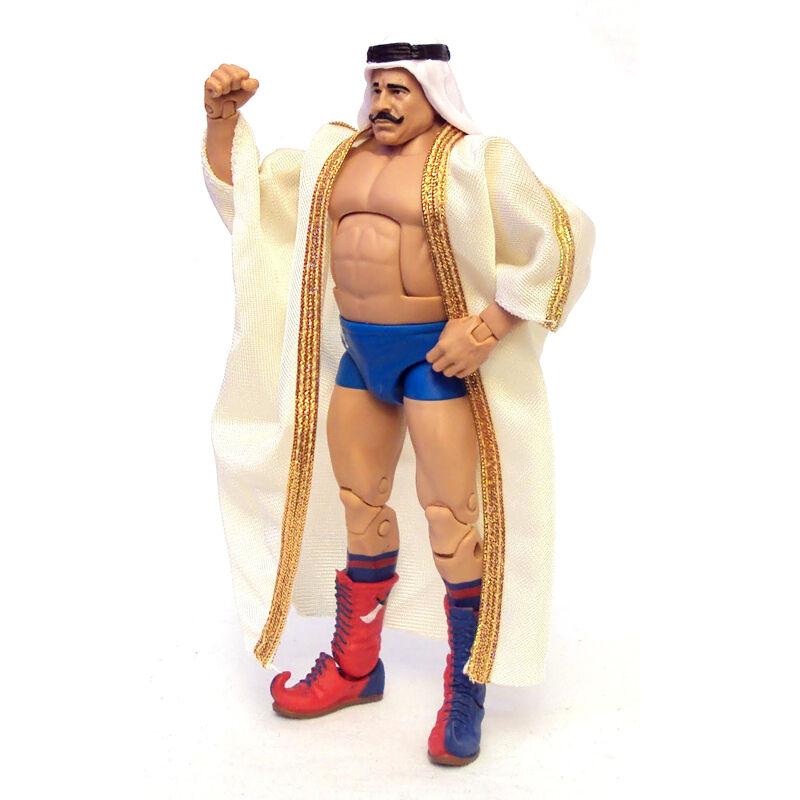 Htutti of Famer WWF WWE Legends Iron Sheik Elite  Wrestling azione cifra Kid giocattoli  connotazione di lusso low-key