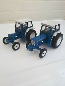 BRITAINS-FARM-TOYS-FORD-5000-AND-7000-TRACTORS