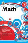 Math, Grade 4 by Carson Dellosa Publishing Company (Paperback / softback, 2011)