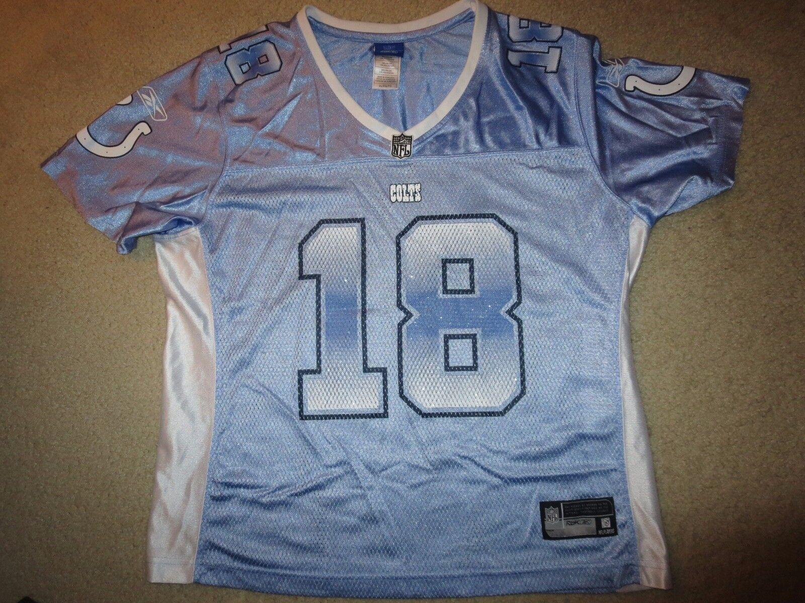 Peyton Manning  16 Indianapolis Colts Colts Colts Reebok NFL Trikot Damen  | Sale Outlet  f7785c