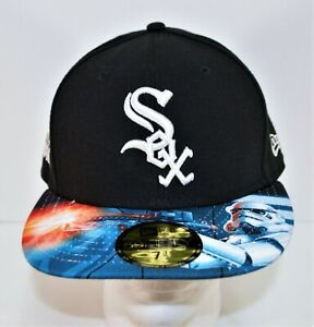 b18a01ebc49 New Era Chicago White Sox X Star Wars Storm Trooper 59FIFTY Fitted ...