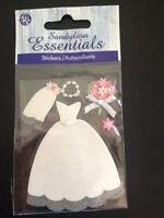 For 3 Packages Sandylion Essentials Wedding Dress Bride Gown Nip Newly Wed