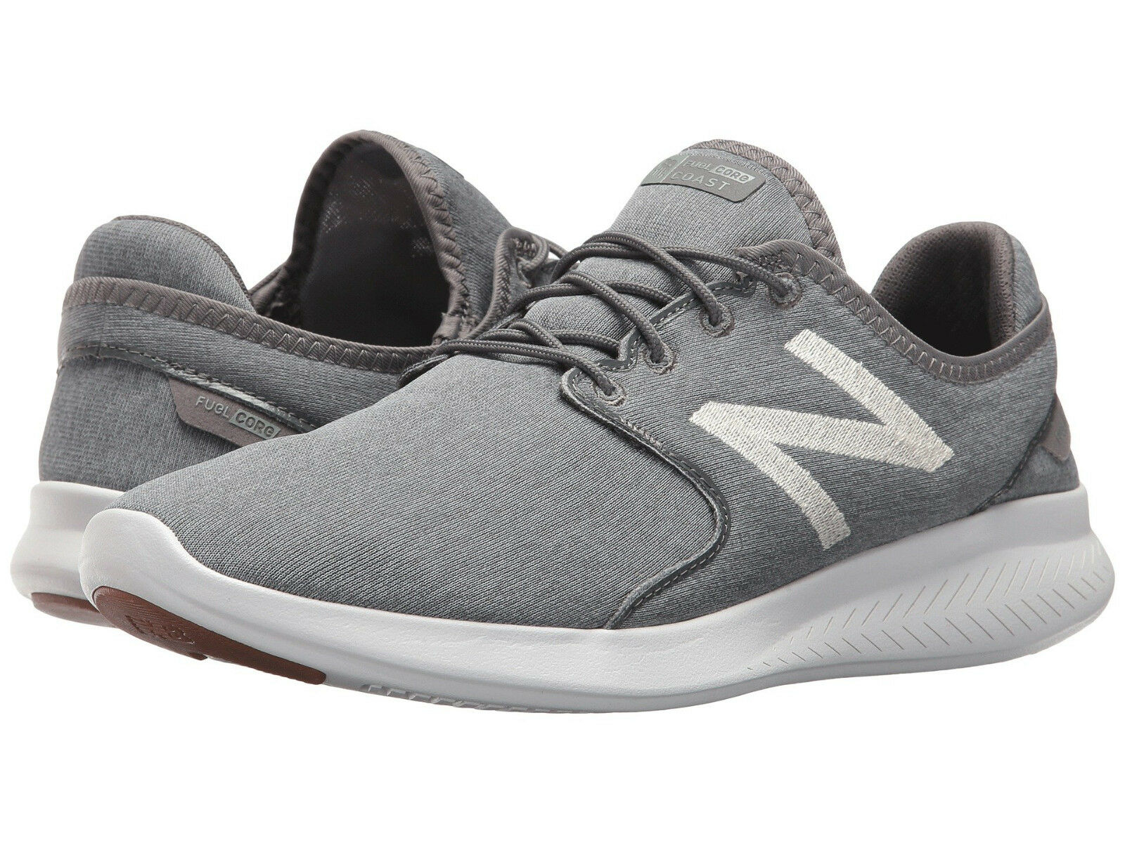 uomo New Balance Coast v3 Running Medium (D) MCOASLP3 Grey 100% Authentic New Scarpe classiche da uomo