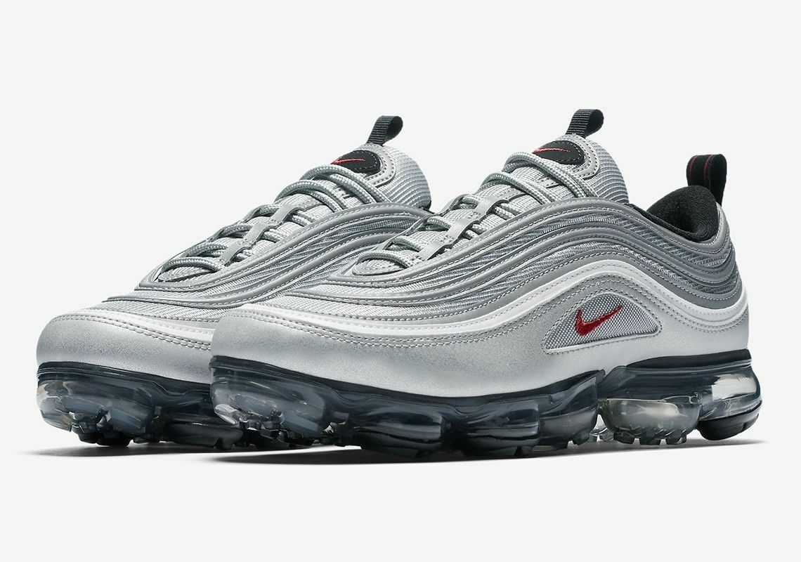 nike air max vapormax 97 taille Argent  bullet taille 97 12.aj7291-002.1 95 98 6b87e0