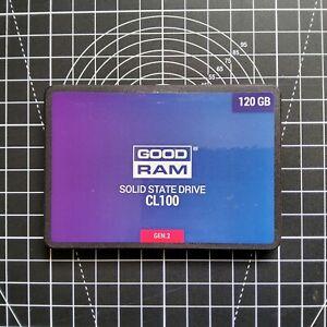 Goodram 120GB SSD GOODRAM CL100 Gen.2 SATA III 2.5inch SSDPR-CL100-120-G2 UK