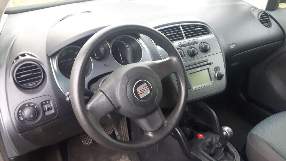 Seat Altea XL, 1,9 TDi 105 Stylance, Diesel