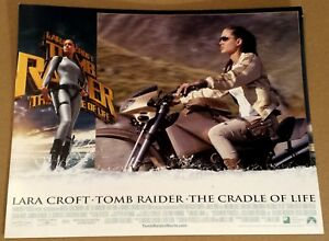Lara Croft Tomb Raider The Cradle Of Life 2003 Lc Angelina Jolie Ebay