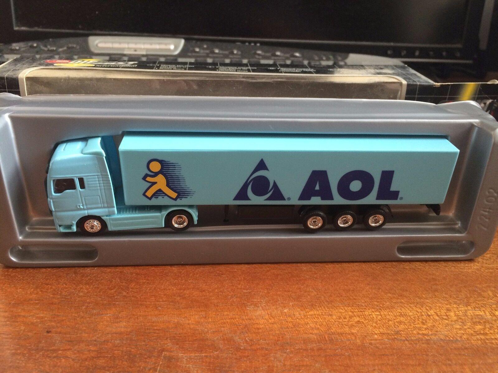 Dickie 1 87 HO hombre Ártico y Caja Remolque-AOL-en Remolque-AOL-en Remolque-AOL-en Caja b208b7