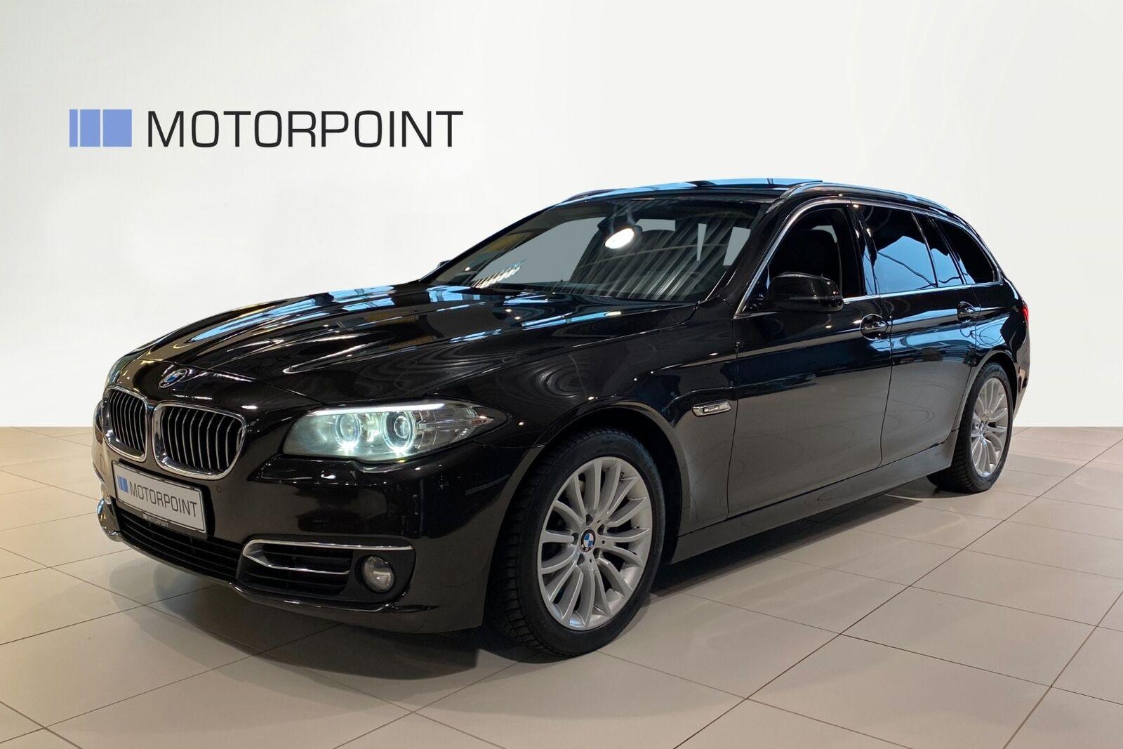 BMW 520d 2,0 Touring aut. 5d - 1.789 kr.