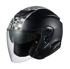 OGK KABUTO ASAGI SPEED FLAT(MATT) BLACK L Large  Helmet Japanese Model