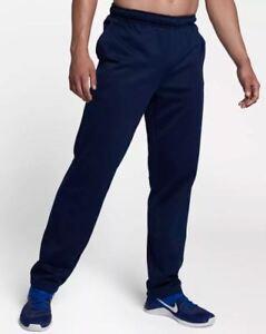 f81370201851 NWT Men s Nike Big   Tall Therma Pants Choose Size Team Binary Blue ...
