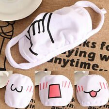Mask Face Anime Emoticon Mouth-Muffle Anti-Dust Cute Lovely