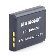 New NP-BG1 FG1 Type G Battery For Sony Cyber Shot DSC-T100 W80 W90 H9