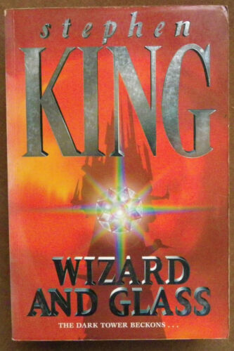 1 of 1 - Wizard and Glass - The Dark Tower Beckons...- Stephen King