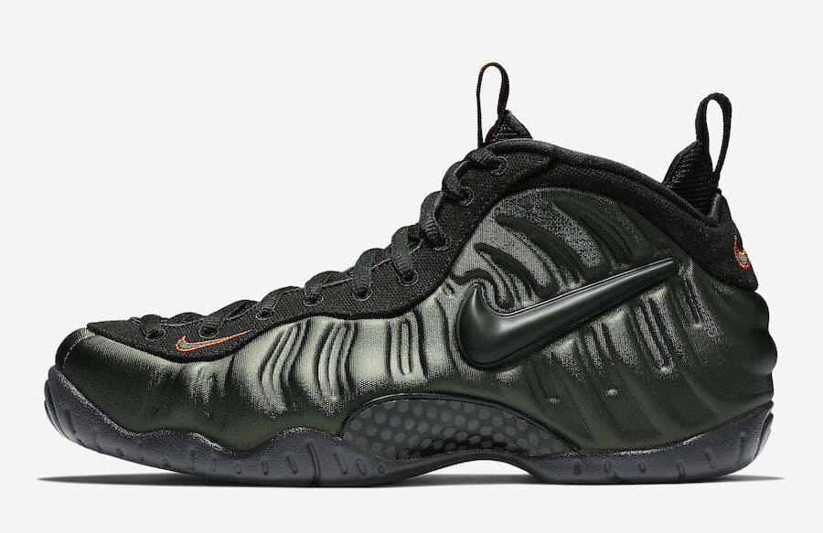 Nike Air Foamposite Pro  Sequoia  Basketball shoes (624041-304)