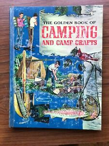 The-Golden-Book-of-Camping-and-Camp-Crafts-1959-First-Edition-classic-book