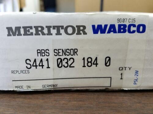 Meritor Wabco ABS Sensor S441 032 184 0