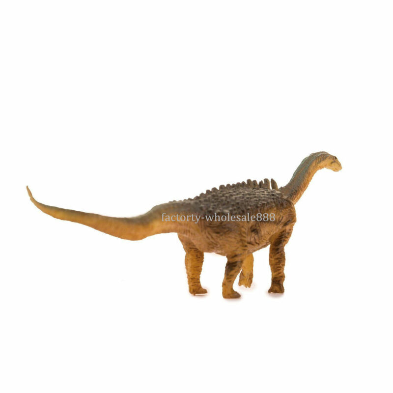 1pcs PNSO Rare Allosaurus Kinder Dinosaur Figure Kids Education Museum Set Model