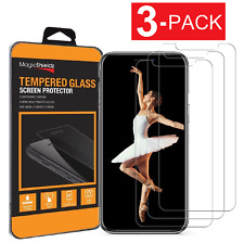 3 Pack Premium Tempered Glass Screen Protector For IPhone X  Xs  Xr  Xs Max
