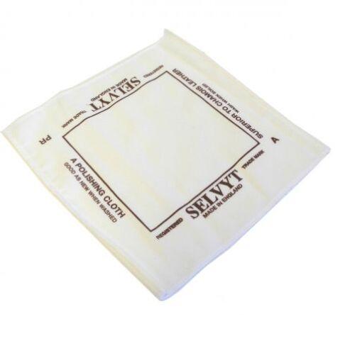 HP1271 Selvyt PR Premium Velvet Texture Polishing Cloth 254mmx254mm Jewellers