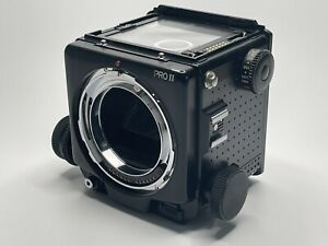 [ LOOK ] Mamiya RZ67 Pro II Medium Format Film Camera Body Only from JAPAN