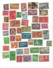 MIKE'S STAMPS - 2CUBA CARIBBEAN USED STAMP LOT COLLECTION