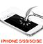 VITRE-PROTECTION-VERRE-TREMPE-ECRAN-INCASSABLE-iPhone-X-8-7-7-6S-5-S-C-SE-4S