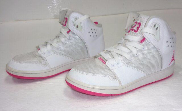 cheap for discount 37e3c 414e4 Air Jordan 12 Retro GG GS Shoes Valentines Dynamic Pink 510815-109 Size 6Y