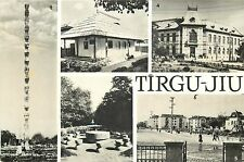 Romania Tg. Jiu artisan Brancusi works of art multi views