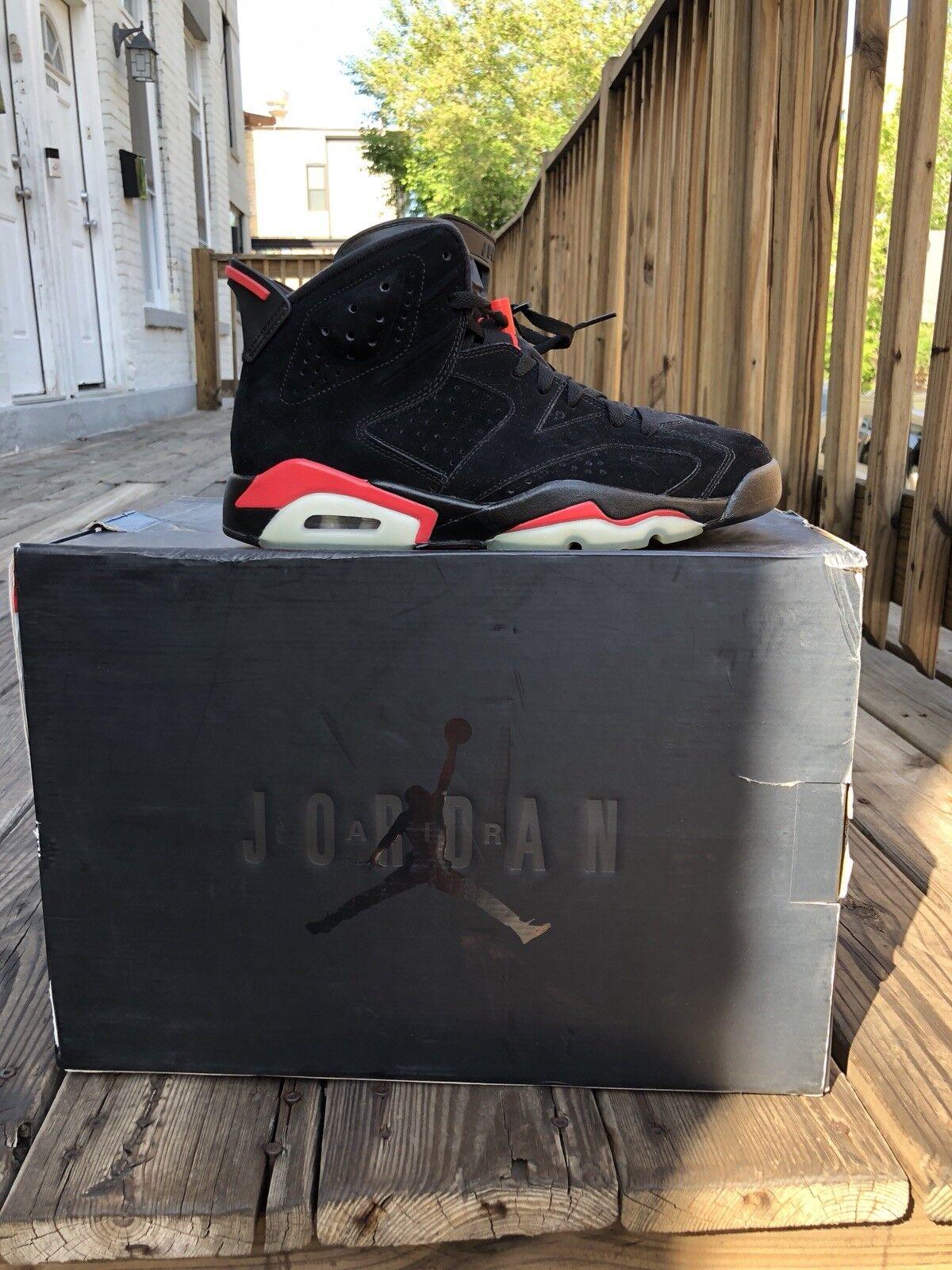 2018 Nike Air Jordan VI 6 Retro Retro Retro Pack de infrarrojos de reducción de precios con gran descuento 9154c4