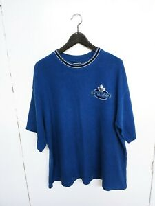 Vtg-90s-Pro-Player-Toronto-Maple-Leafs-embroidered-logo-T-Shirt-Size-XL
