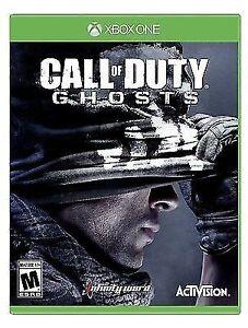 Call Of Duty Ghosts Xbox One Xbox One 47875846838 Ebay