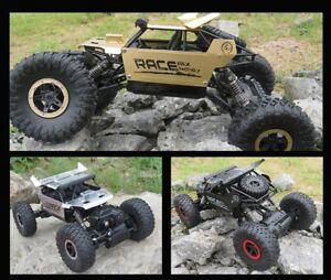 RC-Auto-da-corsa-di-velocita-in-lega-1-18-2-4G-4x4-High-Speed-Rock-Climbing-fuori-strada-RC-Auto