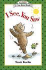 I See, You Saw by Freeman, Nurit Karlin (Hardback, 1999)