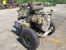Pea Body Barnes Centrifugal 350 Gpm Wiscengine Military Petroleum Water Pump