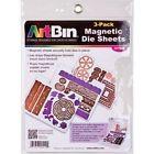 Artbin 6979ab Magnetic Die Sheets 3-pack