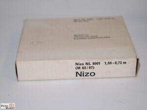 Nizo-S-800-Super-8-Film-Camera-Zoom-Lense-Nl-8001-M-62-67-Macro
