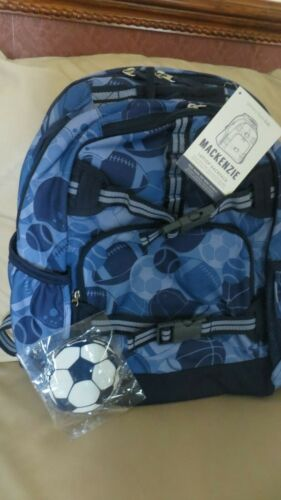Soccer ball pack lunch football Pottery Barn Kids TECH  Large backpack sports