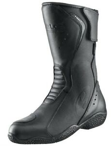Held-Shiva-Motorrad-Tourenstiefel-Damen-Gr-42-schwarz-wetterfest-komfortabel-NEU